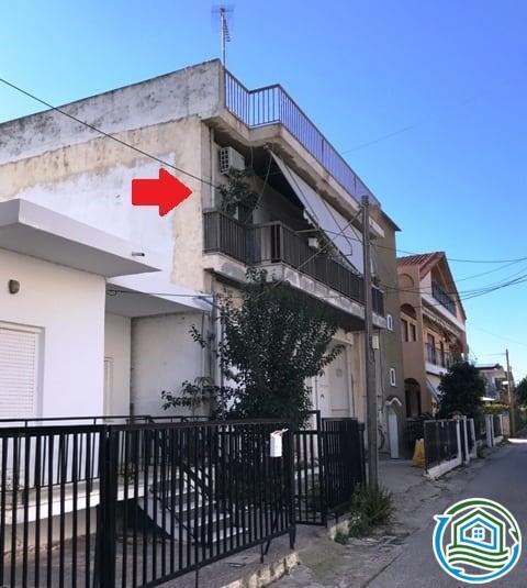 Οροφοδιαμέρισμα Καστελλόκαμπος Πατρών